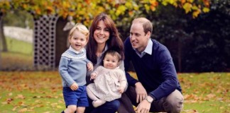 Kate Middleton, Prince William Share Family Holiday Portrait
