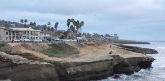 fell 40 feet to his death at San Diego's Sunset Cliffs