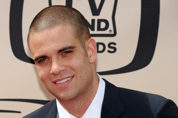 Mark Salling of 'Glee' Arrested