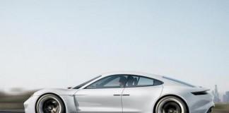 Mission E Electric Sports Car