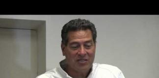 BYU Offensive Coordinator Robert Anae