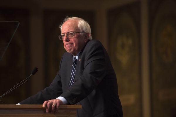 Sanders Campaign Disciplined