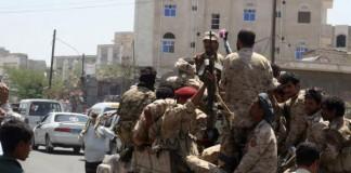 Houthi Rocket Strike In Yemen