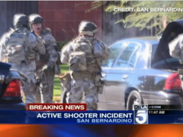 Mass Shooting Reported In San Bernardino
