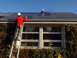 Small-Scale Solar Power Growing
