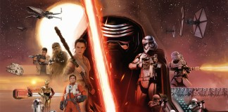 Movie Reviews: 'Star Wars VII: The Force Awakens""