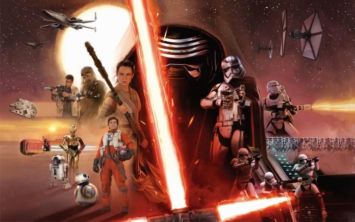 Movie Reviews: 'Star Wars VII: The Force Awakens