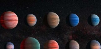 Exoplanets May Be Hiding Water