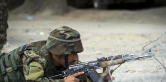 Taliban Militants Assault Kandahar Airport