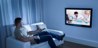 Too Much TV, Not Enough Physical Activity