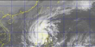 Typhoon Melor