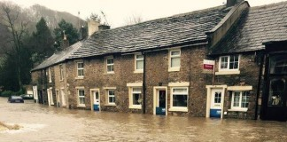 United Kingdom Pounded By Heavy Rains, Flooding