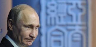 Vladimir Putin Calls Donald Trump