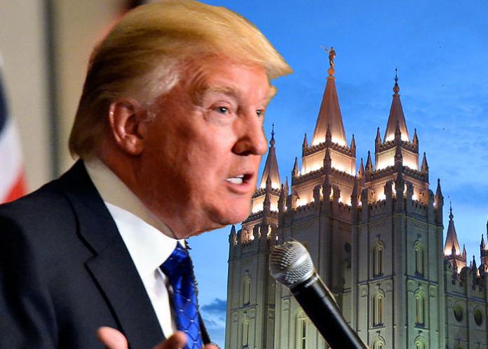 LDS Church Issues Statement; Rebukes Donald Trump's Plan