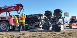 Six Vehicle Accident On I-15 In Lehi