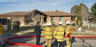Two-Alarm Fire After Plumbing Work