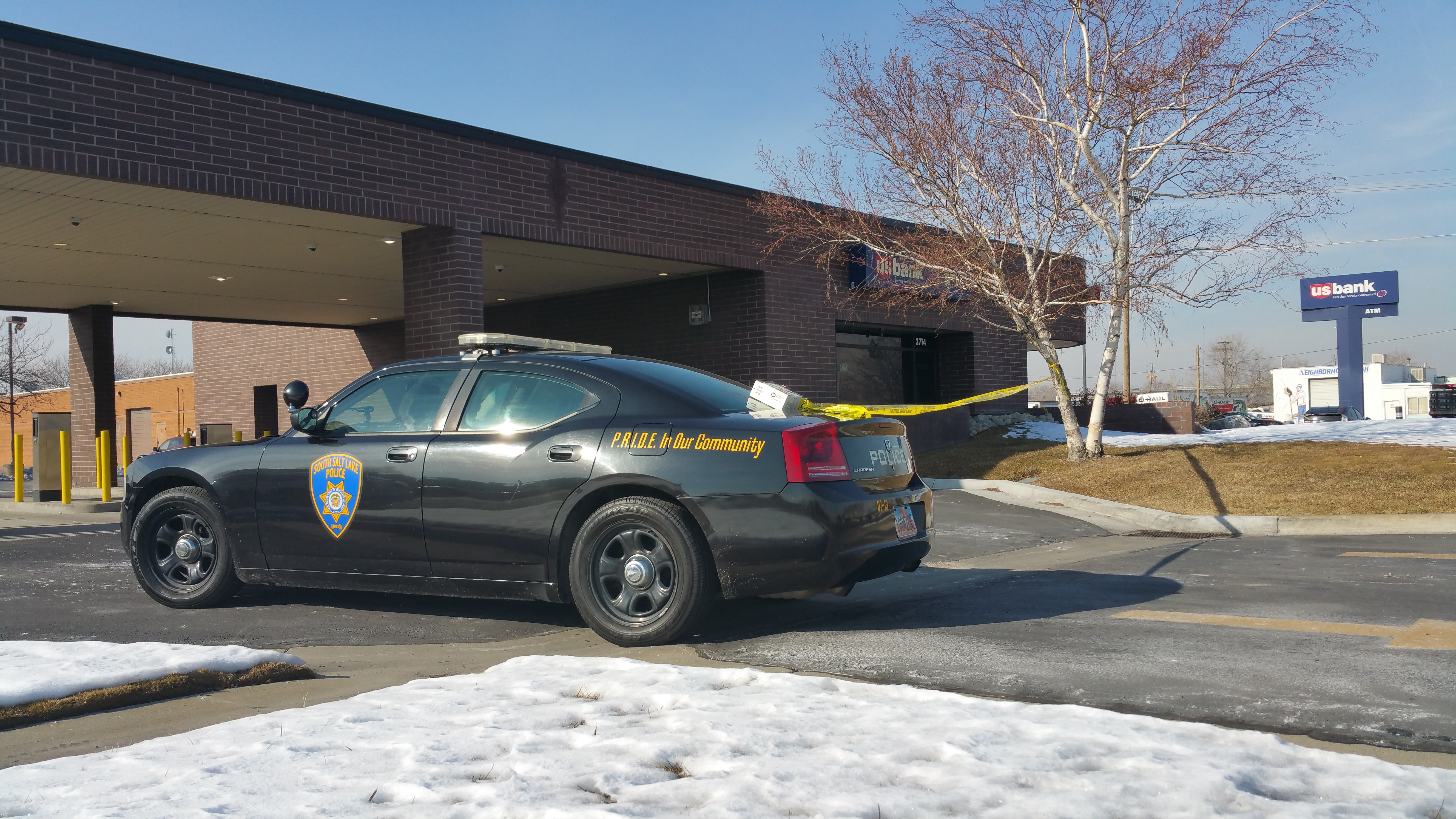 Suspect Caught In Farmington After Bank Robbery In South ...