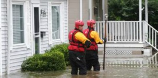 Rains Flooded U.S. Cities