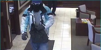 Robbed Bank, Fled On Bicycle