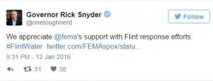 Flint Mayor