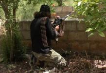 Syrian Rebel Town