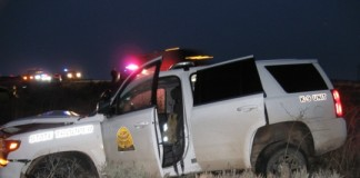 Iron County Collision with UHP 2