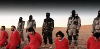 Islamic State Executes 'British Spies'