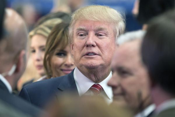 Jihadist Group Uses Trump