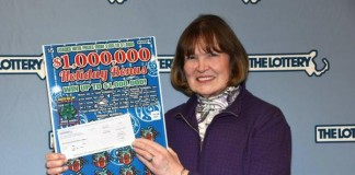 Wins $1 Million Prize Twice