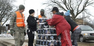 State Workers in Flint