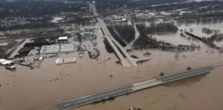 Missouri Floodwaters