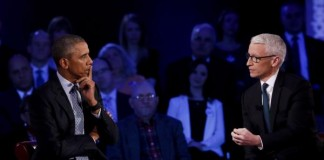 Obama Town Hall On Gun Violence