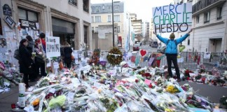 One-Year Anniversary Of Charlie Hebdo Shootings
