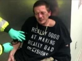 Pennsylvania Suspect's T-Shirt