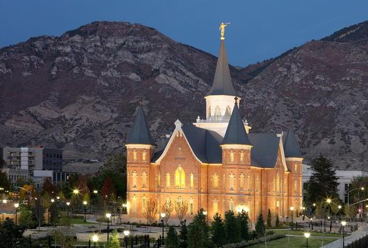 Provo LDS Temple