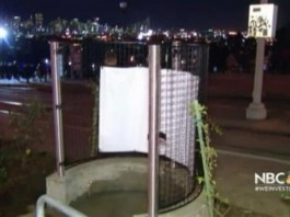 Open-Air Urinal