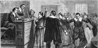 Salem, Mass., Witchcraft Hangings
