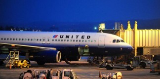 United Airlines Fined