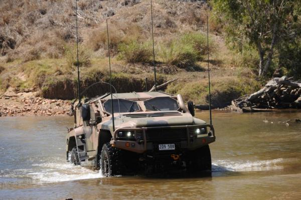 Vehicles For Australian Military