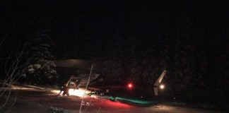 Search and Rescue Finds Skier Reported Lost