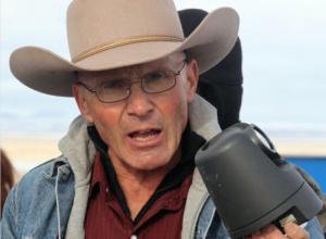 Activist LaVoy Finicum died during the arrest of protesters who had occupied the Malheur Wildlife Refuge in eastern Oregon. Jim Bryant/UPI