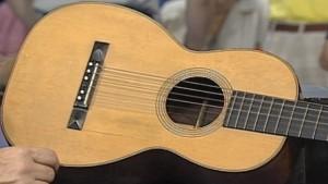 Antique 1865 Martin Guitar / Courtesy PBS.com