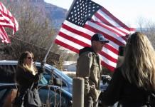 Funeral For Slain Rancher