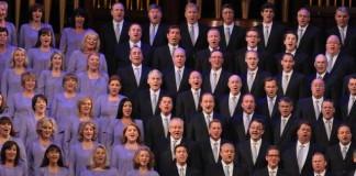 Mormon Tabernacle Choir European Tour