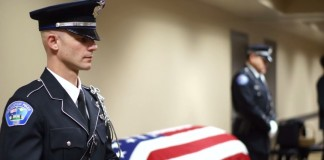 Tribute To Officer Doug Barney