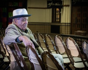 Jazz Saxophonist Joe McQueen, age 96, talks about his musical legacy, the power of jazz and life in Ogden in the Jim Crowe era. Photo: Gephardt Daily