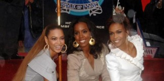 Kelly Rowland's 35th Birthday