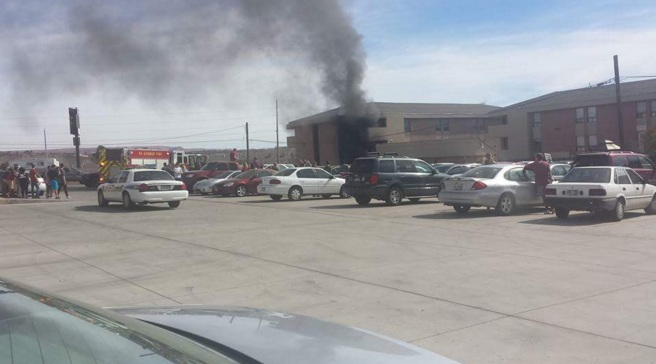 Dixie State Fire