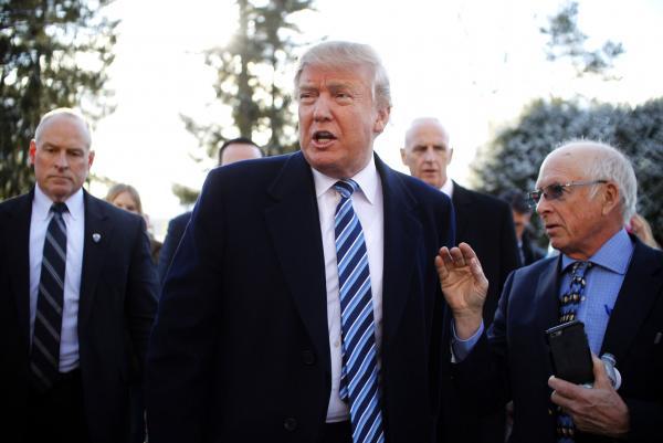 Trump Criticizes Pope