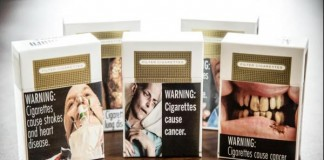 images on packs of cigarettes